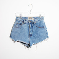 Limited Jeans Cut Off Shorts