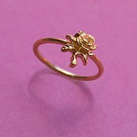 Mini Rose Ring