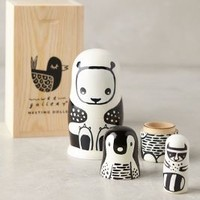 Nesting Critter Dolls by Anthropologie