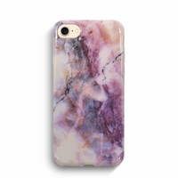 Pink Onyx Marble - iPhone Case
