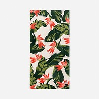 Slow Tide Mauka Beach Towel