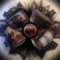 OTT Duck Dynasty Inspired Boutique Hair Bow by CutesyBowsByStacy
