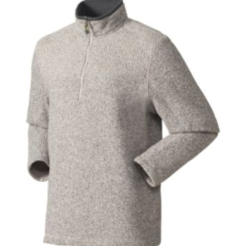KÖPPEN Men's Monch Quarter Zip Fleece Jacket