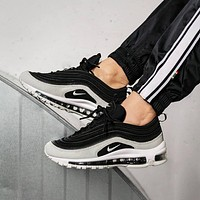 Nike Air Max 97 Air cushion fashionable leisure sports shoes