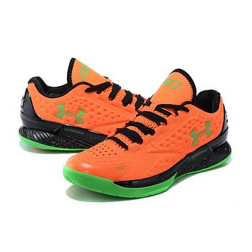 Under Armour Curry 4 Low-top sneakers Men's and women's cheap UA shoes