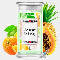 Jamaican Me Crazy! Jewelry Candle