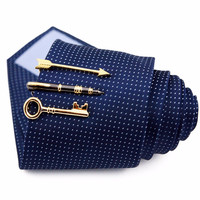 2016 Fashion Tie Bar Clasp Clip Pin Wedding Classy Necktie Tie Clips For Men Gift Business Suit Jewelry Accessories High Quality