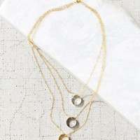 All The In-Betweens High/Low Necklace