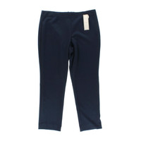 Charter Club Womens Petites Relaxed Classic Fit Casual Pants