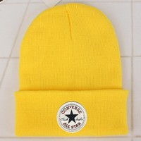 Converse Fashion Edgy Winter Beanies Knit Hat Cap-4