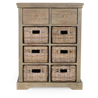 One Kings Lane - Ready Your Rooms - Logan 2-Drawer Cabinet