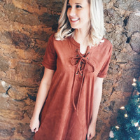 Spiked Cider Dress