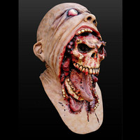 Demon Parasite Zombie mask Latex Accoutrements Mask Skull for party Halloween scary terror masks horror mascaras latex realista