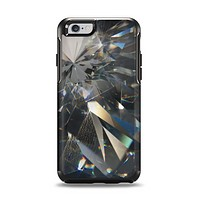 The Abstract Shattered Crystal Pattern Apple iPhone 6 Otterbox Symmetry Case Skin Set