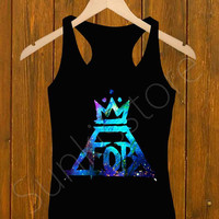 Tank Top _ Fall out boy Galaxy Size S,M,L,XL,XXL For Men's And Girl