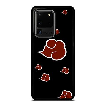 NARUTO AKATSUKI CLOUDS Samsung Galaxy S20 Ultra Case Cover