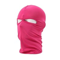 2018 Sports Cycling Caps Thicken Thermal Warm Scarf Full Face Cover Autumn Winter Ski Mask Windproof Warm Hats Hiking Scarves