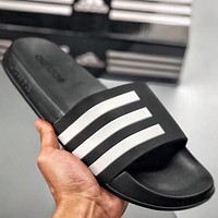 Trendsetter Adidas Original Adilette Women Men Fashion Casual Slipper Shoes