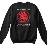 Game Thrones Shirt MOTHER OF LABRADORS