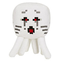 """""""NEW ARRIVALS"""" 13"""" Large Minecraft Ghast Plush Toys Dolls 1PCS In Stock Same Day Free Shipping!!"""