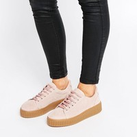ASOS | ASOS DEALE Suede Creepers at ASOS