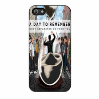 A Day To Remember Sand Watch Master iPhone 5 Case