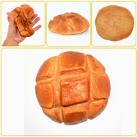 Squishy Pineapple Bread Bun Jumbo 13cm Slow Rising Baker Collection Gift Decor Toy