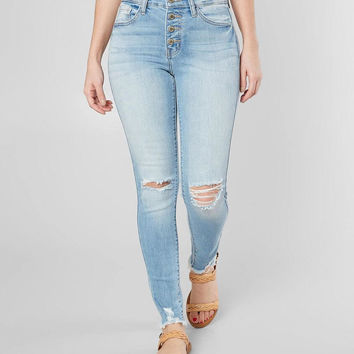KanCan Signature Kurvy Mid-Rise Ankle Skinny Jean - Women's Jeans in Eloise | Buckle