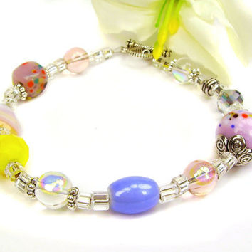 Unique Gift for Son's Wife, Daughter in Law Bracelet,  B23