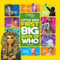 Little Kids First Big Book of Who (National Geographic Little Kids First Big Books): First Big Book of Who (National Geographic Little Kids First Big Books)
