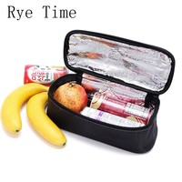 branded Thermal bag Lunch box Picnic Bag Insulated Ice pack Cooler small bags food storage cool insulation bags