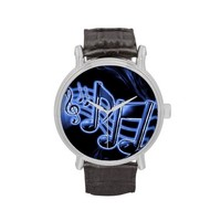 Music Notes watch