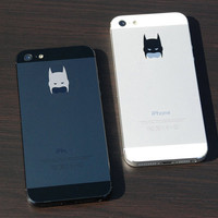 Batman Mask iPhone Decal