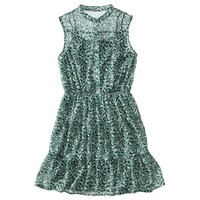 Mossimo Supply Co. Juniors Sleeveless Button Front Dress - Assorted Colors