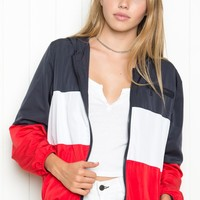 KRISSY WINDBREAKER JACKET