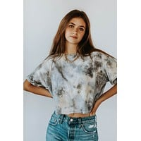 To Dye For Crop Top