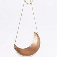 Hanging Half Moon Planter - Urban Outfitters