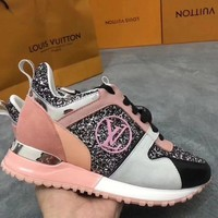 Louis Vuitton Lv Run Away Sneakers Reference #10738
