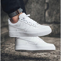 Nike Air Force 1 Low White '07 classic men's and women's sneakers shoes