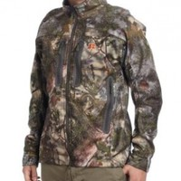Russell Outdoors Men's Apxg2 L4 Double Layer Soft Shell Jacket (Mtn Shadow, Medium)