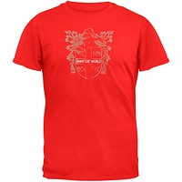 Jimmy Eat World - World Crest T-Shirt