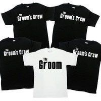 Bachelor Party Shirts Groom And Groomsmen Shirts Bachelor Gifts For Groomsman Shirts Wedding T Shirts Groomsman Gift Ideas - SA312-1123