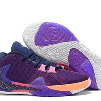 Nike Greek Freak 1 - Purple Grape