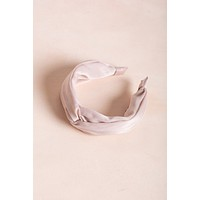 Madeline Satin Headband