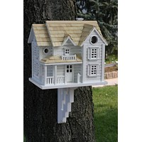 Colonial Bird House - Happy Gardens