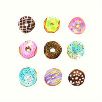Donuts by rosiestelling