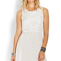 Ethereal Embroidered Dress