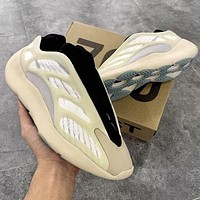 Adidas Yeezy Foam Runner Yeezy Boost 700 V3 Skeleton Luminous Beige