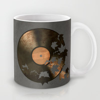 Autumn Song Mug by Terry Fan