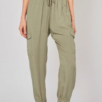 New Found Cargo Pants